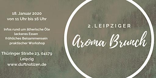 2. Leipziger Aroma-Brunch