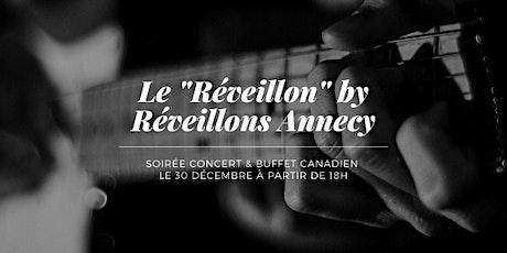 Le Réveillon de Réveillons Annecy! billets