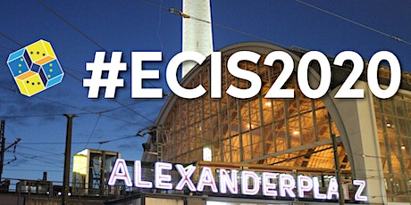 Pre-Register your Email for #ECIS2020 tickets