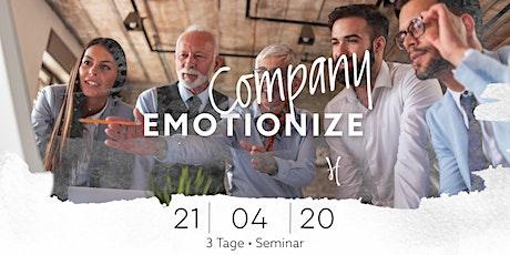 »Emotionize Company« Tickets