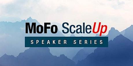 ScaleUp Speaker Series: Open Forum Recap tickets