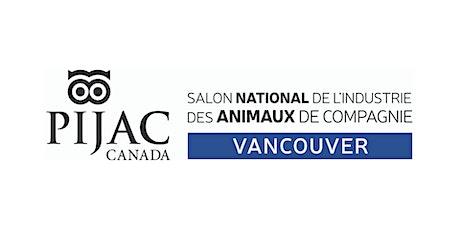 Salon de l'industrie des animaux de compagnie 2020 - Vancouver tickets
