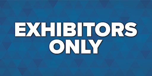 Salon de l'industrie des animaux de compagnie 2020 - Vancouver - Inscription pour passes d'exposants