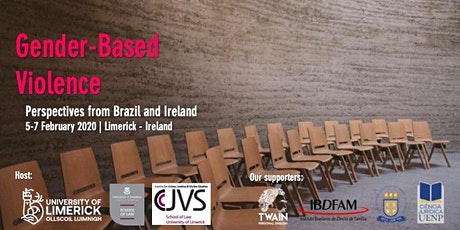 GENDER BASED VIOLENCE: Perspectives from Brazil and Ireland tickets