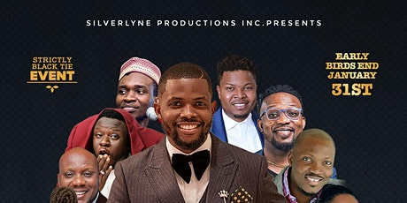 Laugh and Praise:  African Gospel Awards tickets