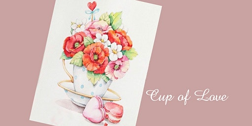 Cup of Love Paint Party