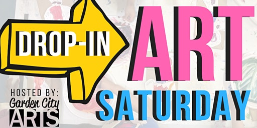 Drop-In Art Saturday - March