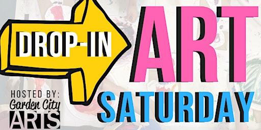 Drop-In Art Saturday - April