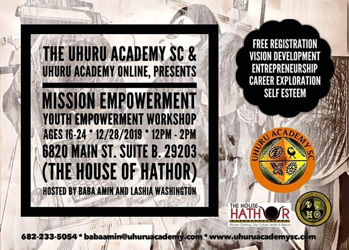 The M.E., Inc. Youth Empowerment Workshop image