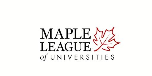 Halifax Maple League JUMP Launch