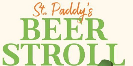 2020 Downtown Los Altos St. Paddy's Beer Stroll tickets