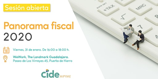 Panorama fiscal 2020