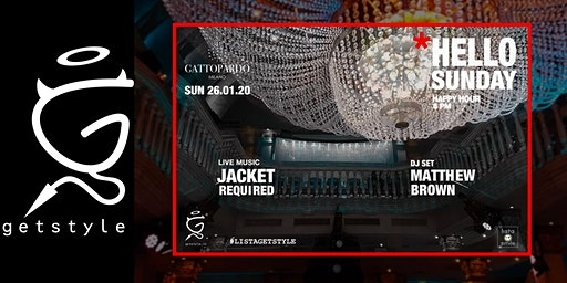 First Party at GATTOPARDO - #ListaGetstyle
