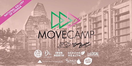 MOVECAMP - Winter Series at the National Gallery of Canada tickets
