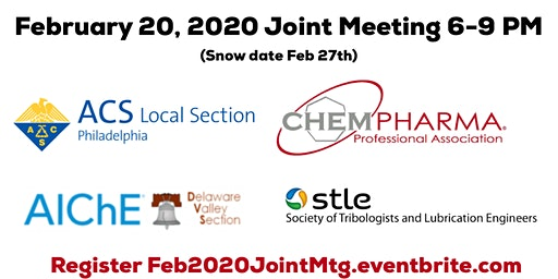 ACS / ChemPharma / AIChE / STLE Joint Meeting