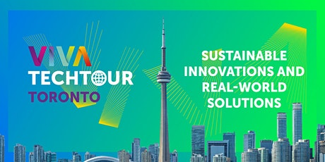 VivaTech Tour in Toronto: Sustainable innovations and real-world solutions tickets
