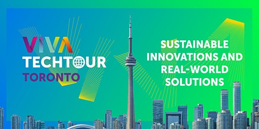 VivaTech Tour in Toronto: Sustainable innovations and real-world solutions