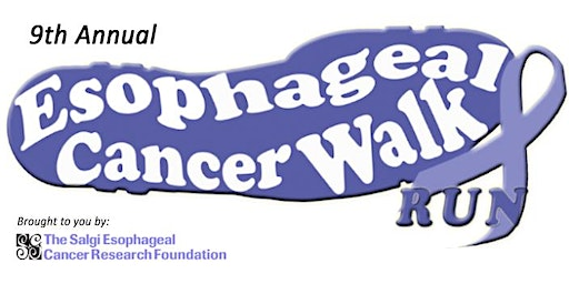9th Annual Esophageal Cancer Walk/Run