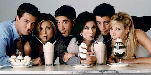 Friends - 25th anniversary quiz - The One Where You Win Stuff!