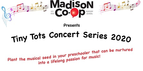 Tiny Tots Concert Series 2020 tickets