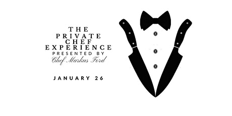 The Private Chef Experience tickets