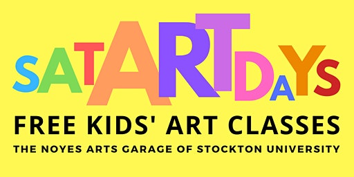 SatARTdays: Free Kids' Art Classes