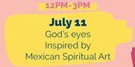 Kids Fun Zone Mexican Spiritual Art Craft Event at Anaheim Town Square tickets