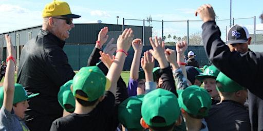 Little League Day 2020: Oakland A's & PCA-AZ Baseball/Softball Clinic
