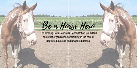 The Healing Barn Be A Horse Hero tickets