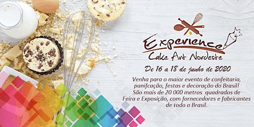Experience Cake Art Nordeste 2020