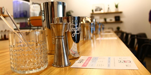 Handcrafted Cocktail Mixer Class with Simple Times Mixers