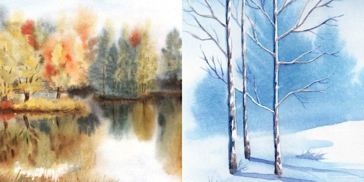 Watercolor Workshop with Mary Booth Cabot