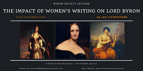 The Impact of Women's Writing on Lord Byron tickets