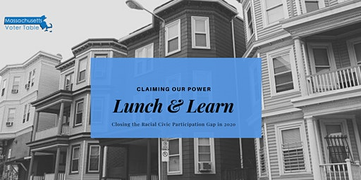 Lunch & Learn: Closing the Civic Participation Gap in 2020