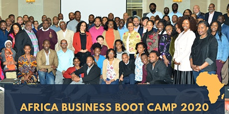 Africa Business Boot Camp 2020 - LONDON tickets