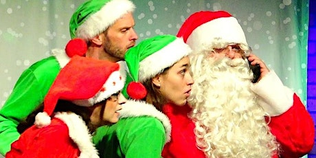 WHO KILLED SANTA Murder Mystery Event in Times Square tickets