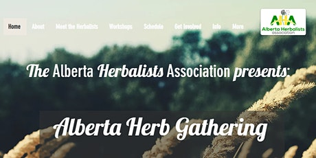 Alberta Herb Gathering 2020 tickets