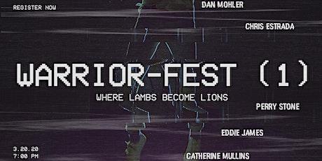 Warrior-Fest 1 2020 tickets