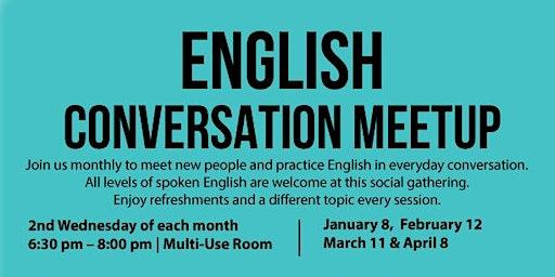 English Conversation Meetup