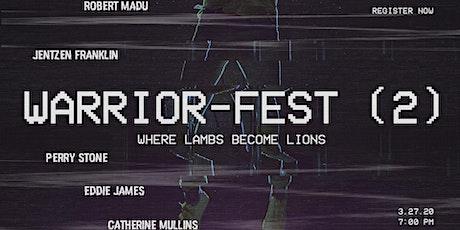 Warrior-Fest 2 2020 tickets