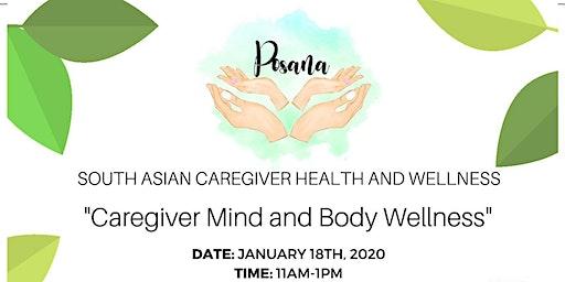 Caregiver Mind & Body Wellness