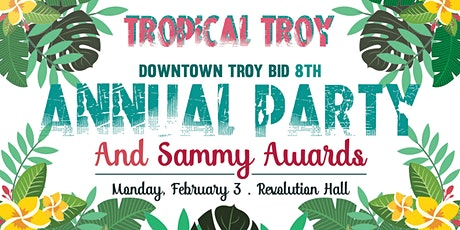 8th Annual Party & Sammy Awards tickets