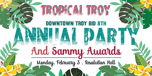 8th Annual Party & Sammy Awards