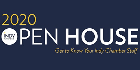 Indy Chamber Open House 2020 tickets