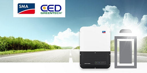 SMA Residential Storage Training at CED Greentech