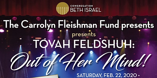 Tovah Feldshuh: Out of Her Mind!