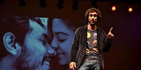 Tedy - O amor não é para amadores | Porto Verão Alegre  no Sesc Canoas ingressos