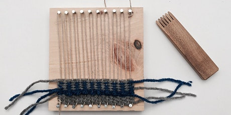 Atelier de tissage / Weaving Workshop | Monique Ste-Marie billets