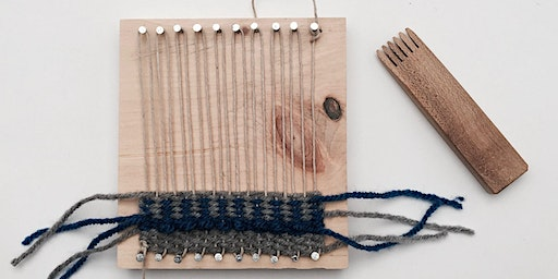 Atelier de tissage / Weaving Workshop | Monique Ste-Marie