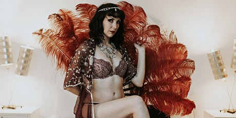 Burgundy Burlesque tickets